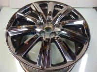 2014 Acura MDX Wheel 14 MDX RIM 10 SPK Rear passenger CHROME CURB Replacement