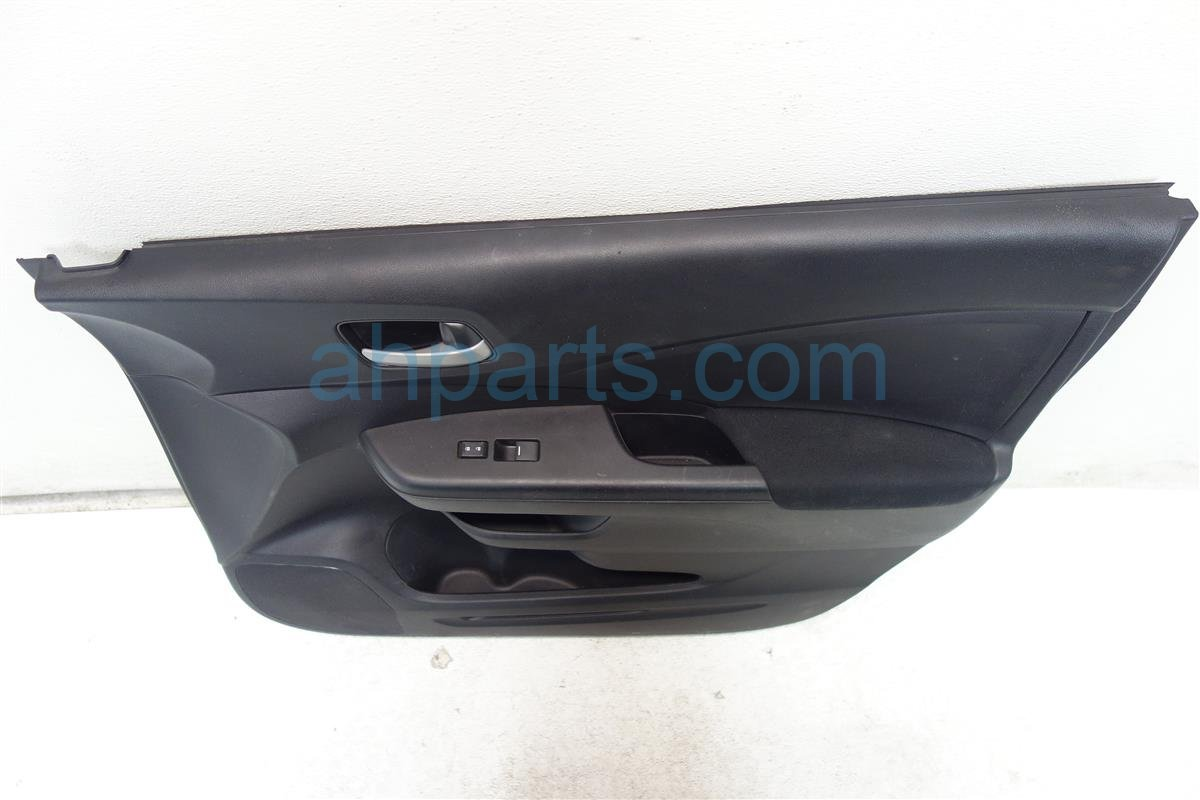 2012 Honda CR V Front passenger DOOR PANEL TRIM LINER black 83502 T0A A41ZD 83502T0AA41ZD Replacement