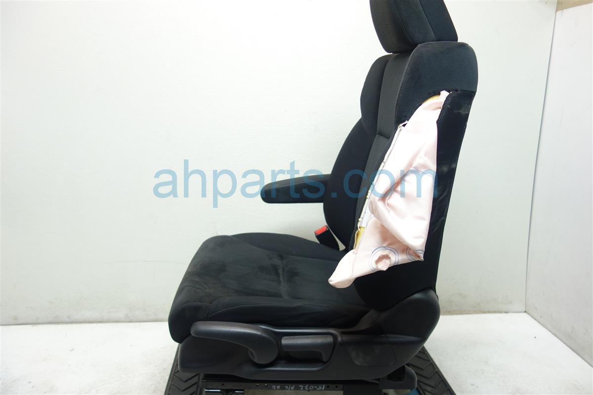 2012 Honda CR V Front driver SEAT Black Cloth Blown bag 04815 T0A A00ZB 04815T0AA00ZB Replacement