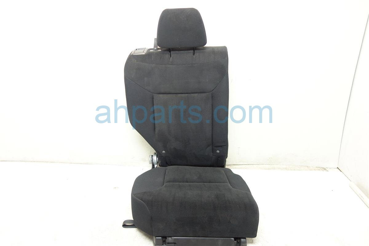 2012 Honda CR V Rear back 2nd row 2ND ROW Passenger SEAT black cloth 82121 T0G A01ZB 82121T0GA01ZB Replacement