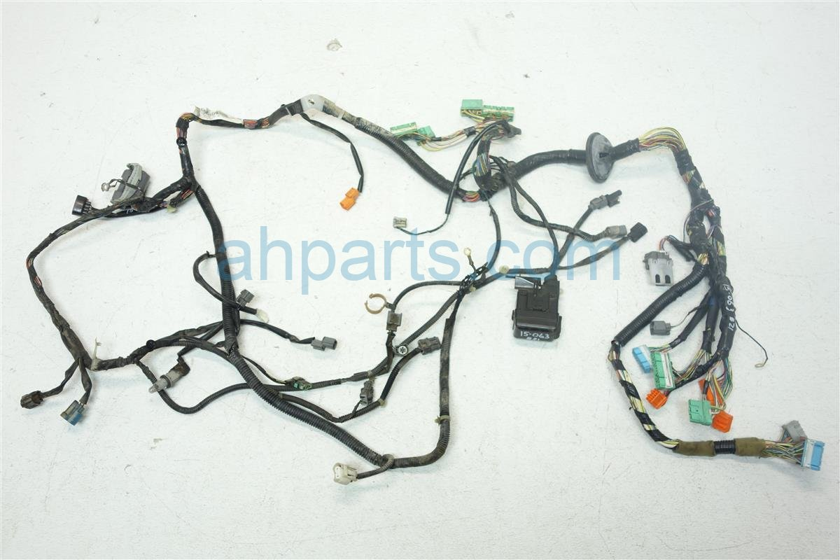 2002 Acura TL RIGHT CABIN WIRE HARNESS 32100 S0K A 32100S0KA Replacement