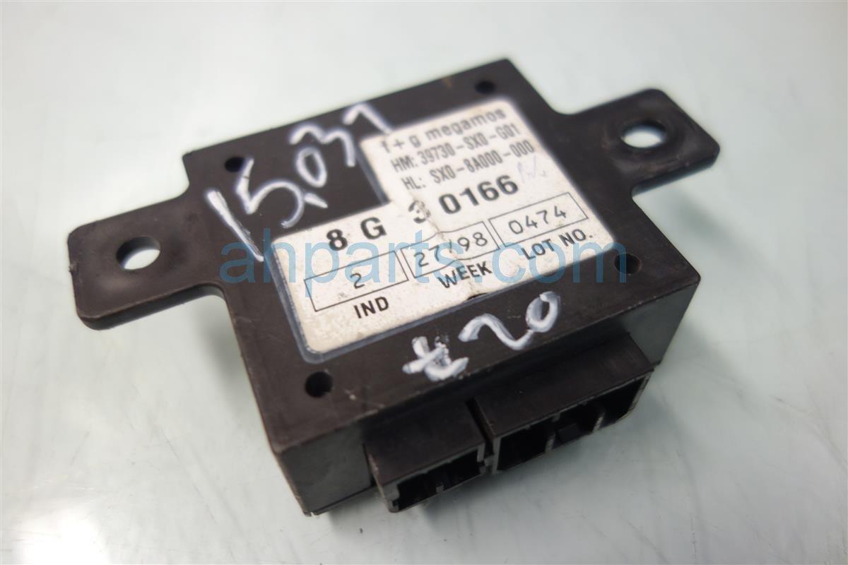 1999 Acura NSX DOOR LOCK RELAY CONTROL MODULE 39730 39730 SX0 G01 39730SX0G01 Replacement
