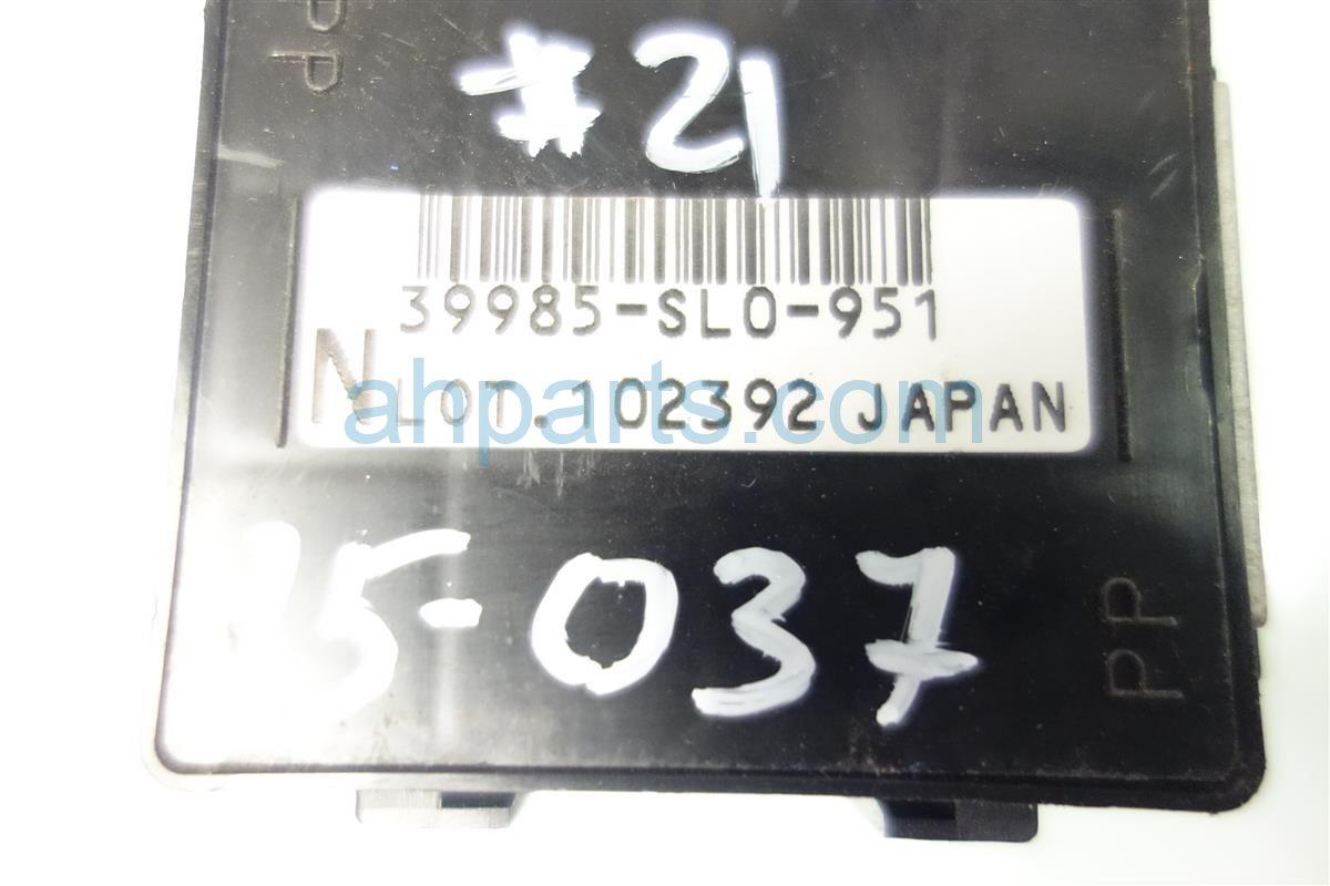 1999 Acura NSX PULSER UNIT 39985 SL0 951 39985SL0951 Replacement