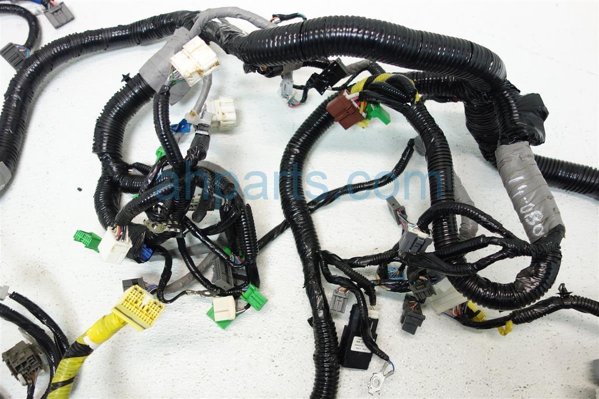 2008 Acura MDX INSTRUMENT WIRE HARNESS 32117 STX A 32117STXA Replacement