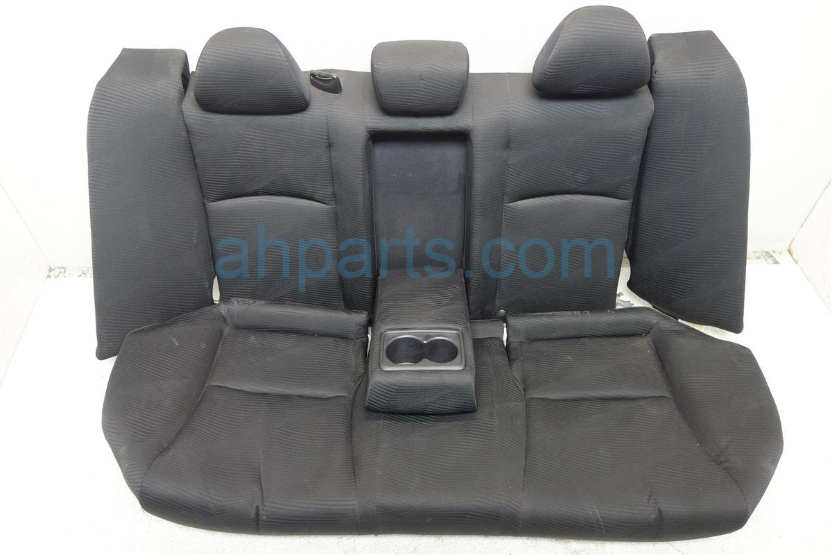 2014 Honda Accord Back 2nd row REAR SEATS ASSEMBLY BLACK LX MODEL 82131 T2G A02ZC 82131T2GA02ZC Replacement