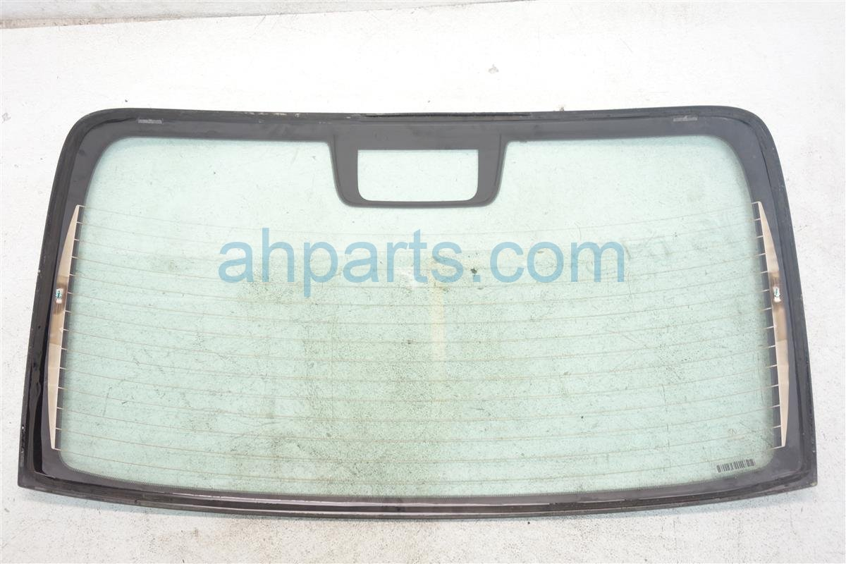 2013 Acura ILX Rear Windshield BACK GLASS Replacement