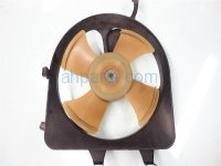 1996 Acura Integra Cooling Ac Fan Assembly Replacement