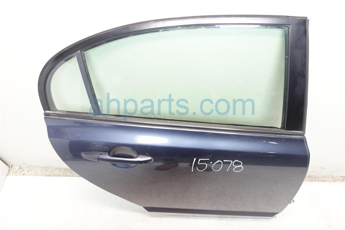 2008 Honda Civic Rear passenger DOOR PURPLE 32752 SNC A00 32752SNCA00 Replacement