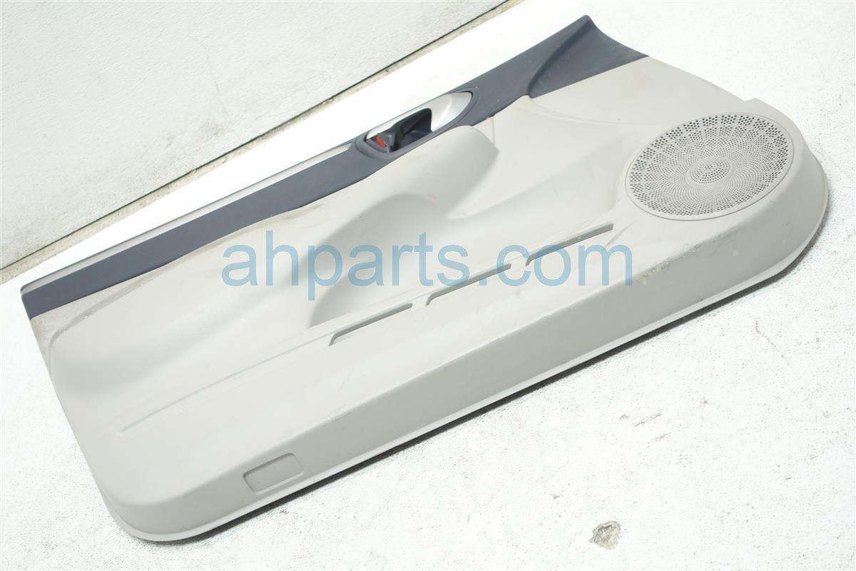 2008 Honda Civic Trim liner Front driver DOOR PANEL BLUE 83553 SNC A02ZB 83553SNCA02ZB Replacement