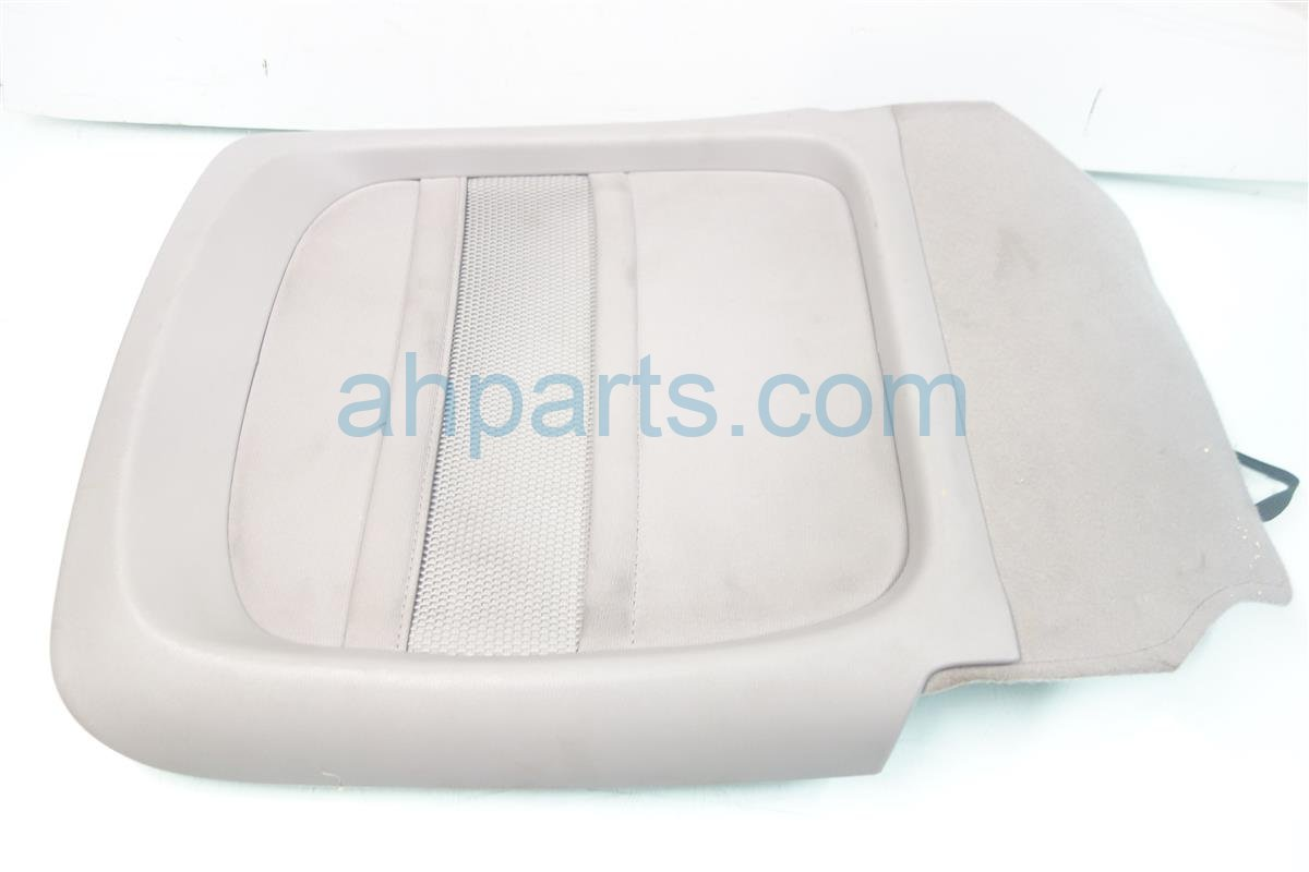 2009 Honda Pilot FRONT BACK SEAT BACK PANEL GRAY 81128 SZA A01ZC 81128SZAA01ZC Replacement