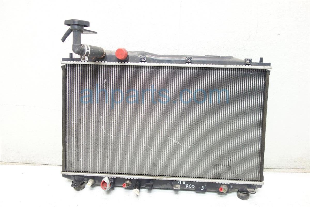 2008 Honda Civic 4CYL RADIATOR 19010 RRH 901 19010RRH901 Replacement