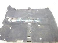 2008 Honda Civic Front / Ground Floor Carpet 83301 SVA A02ZC Replacement