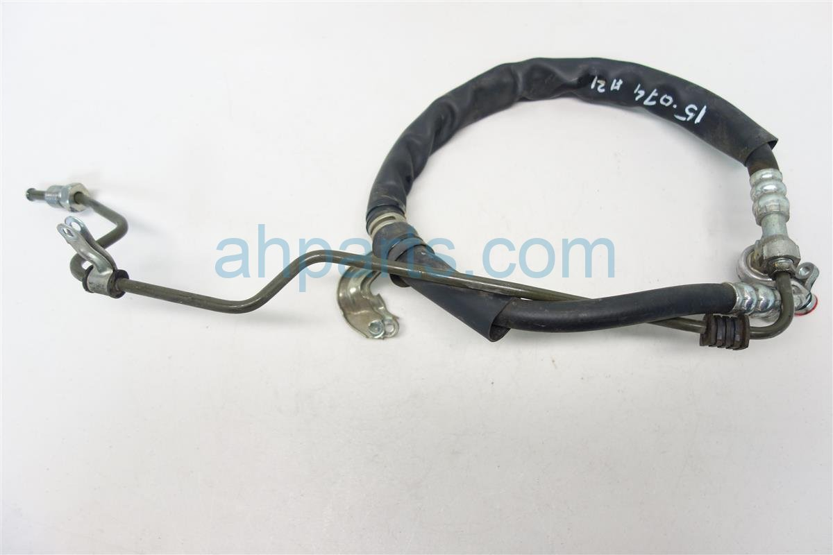 2011 Honda Accord Power steering high line PS PRESSURE FEED HOSE 53713 TA0 A04 53713TA0A04 Replacement