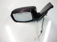 2011 Honda Odyssey Driver SIDE REAR VIEW MIRROR BLACK 76250 TK8 A11ZA 76250TK8A11ZA Replacement