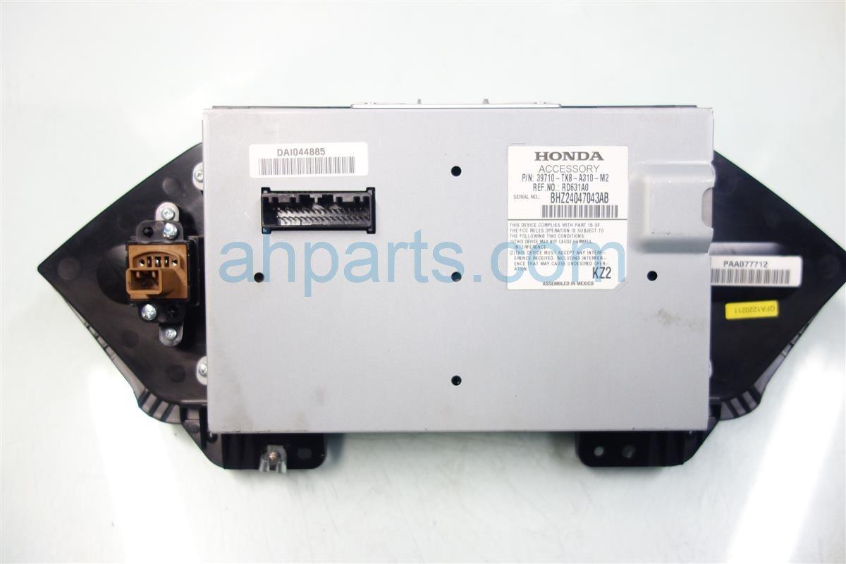 2011 Honda Odyssey DIAPLY SCREEN NOT A NAVI SCREEN 39710 TK8 305 39710TK8305 Replacement