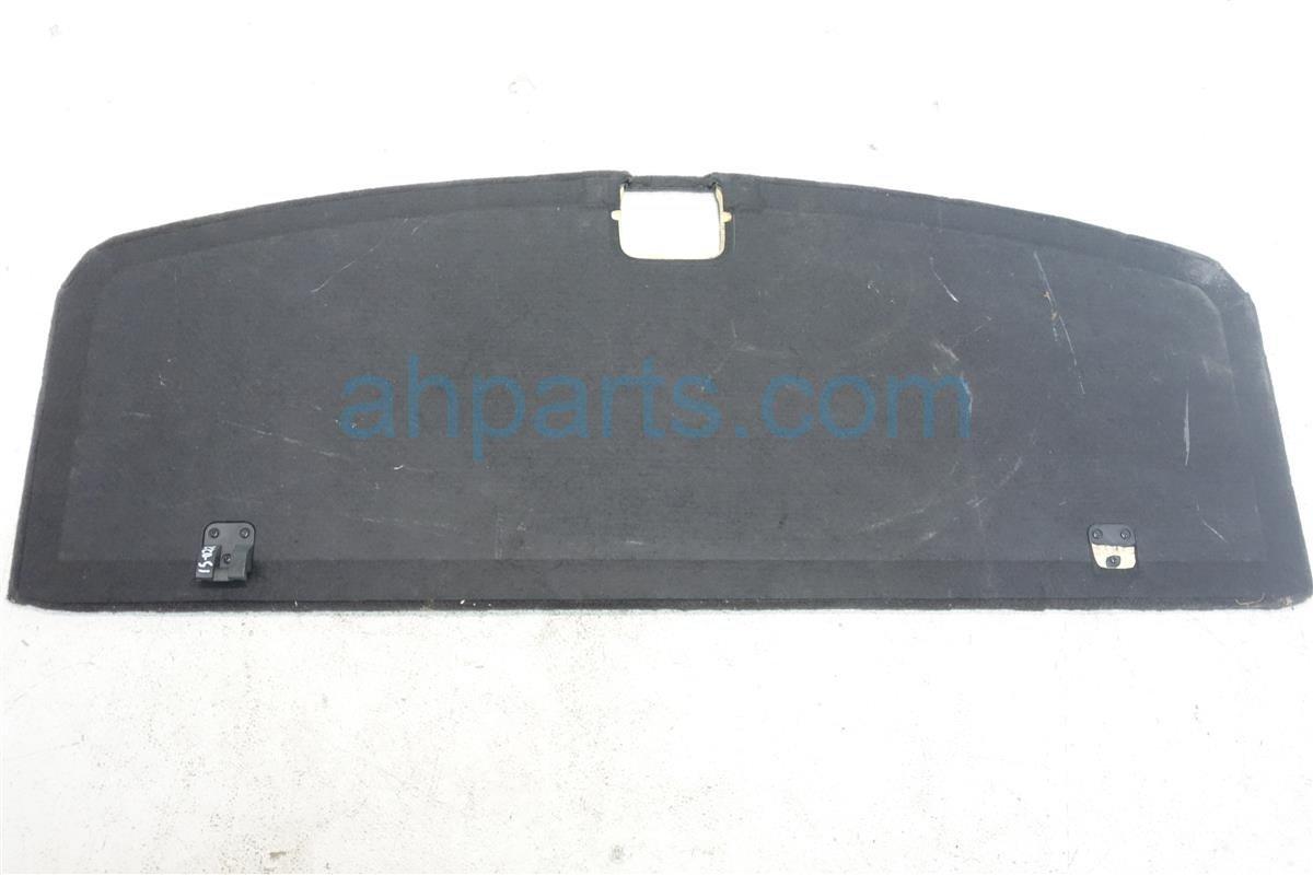 2011 Acura MDX FLOOR CARGO COVER Black 84521 STX A00ZD 84521STXA00ZD Replacement