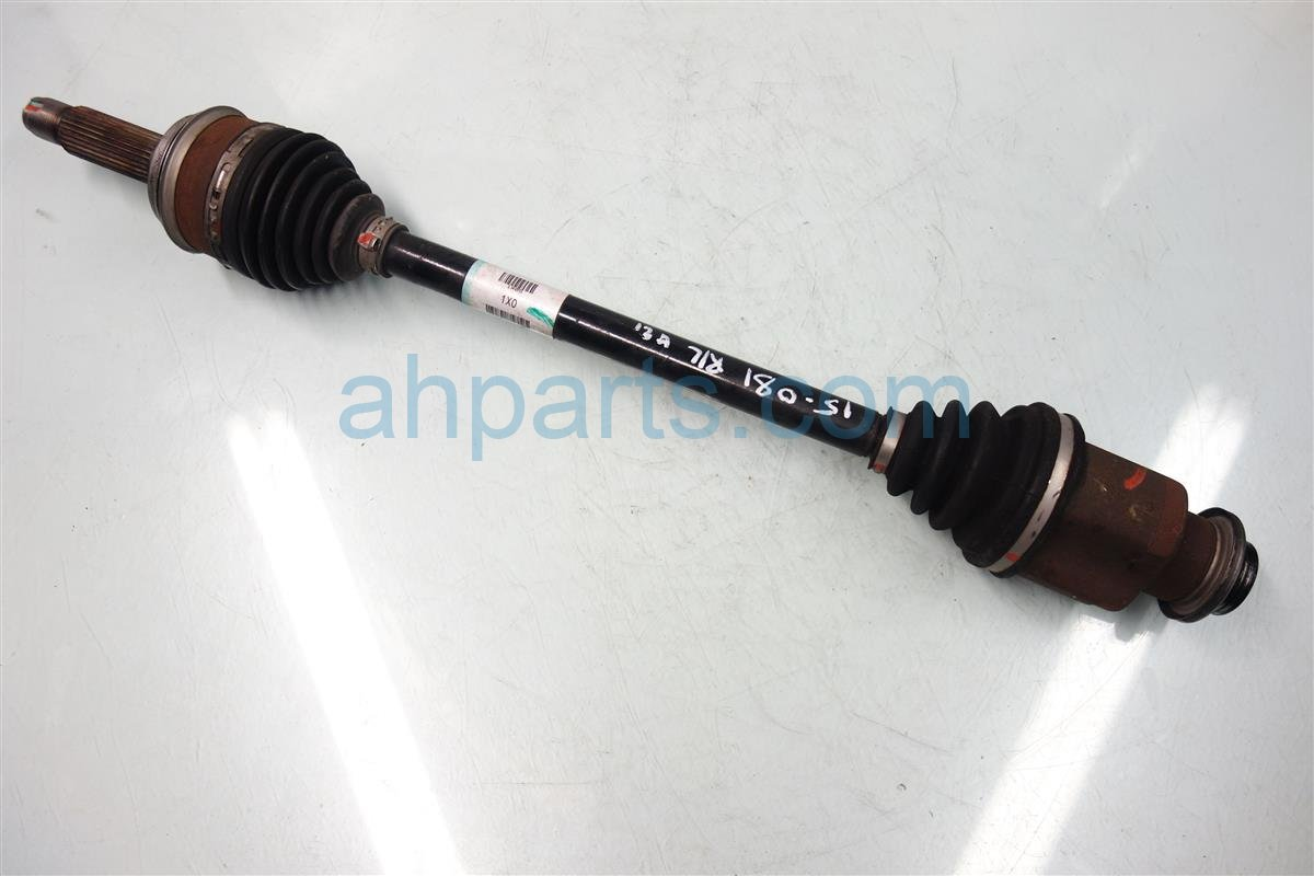 2009 Acura MDX Rear driver AXLE SHAFT 42311 STX A01 42311STXA01 Replacement