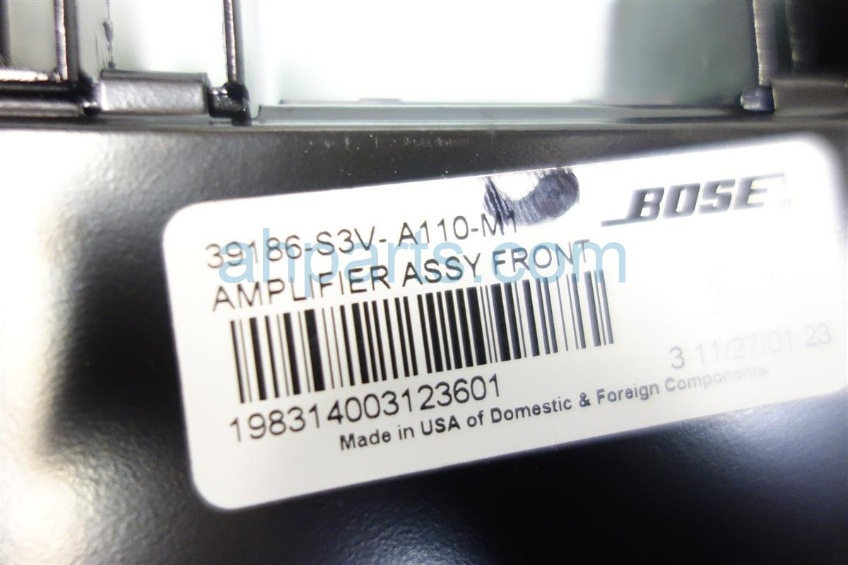 2002 Acura MDX AMPLIFIER BOSE 39186 s3v a11 39186s3va11 Replacement