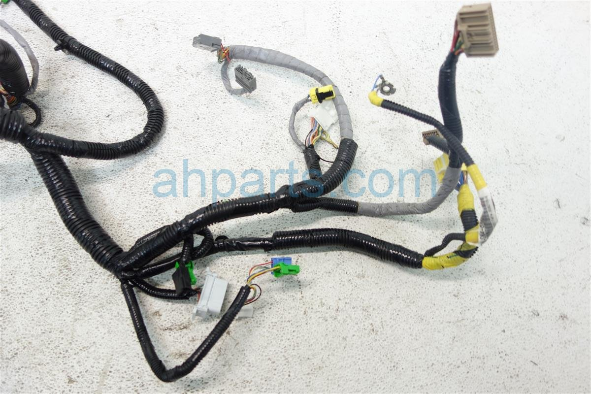 2008 Honda Civic INSTRUMENT HARNESS 32117 SNC A23 32117SNCA23 Replacement