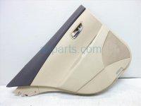 2007 Lexus Es 350 Trim liner Rear driver DOOR PANEL TAN 67640 33A50 A0 6764033A50A0 Replacement
