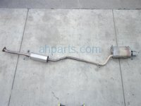 2011 Honda Accord MUFFLER W EXHAUST PIPE 18307 TA5 A12 18307TA5A12 Replacement