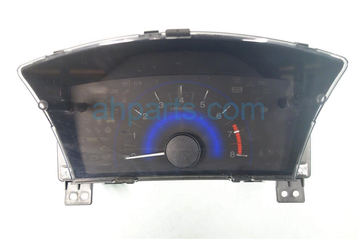 2014 Honda Civic Speedometer Instrument Gauge Cluster TECHOMETER 78200 TR3 A41 78200TR3A41 Replacement