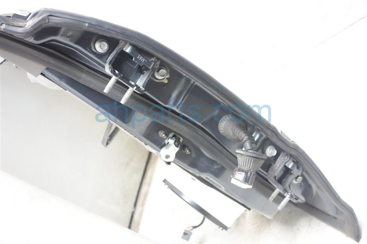 2006 Acura RL Rear driver DOOR SHELL BLUE 67550 SJA A80ZZ 67550SJAA80ZZ Replacement