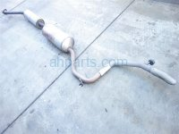 $175 Honda EX MUFFLER WITH PIPE ASSY