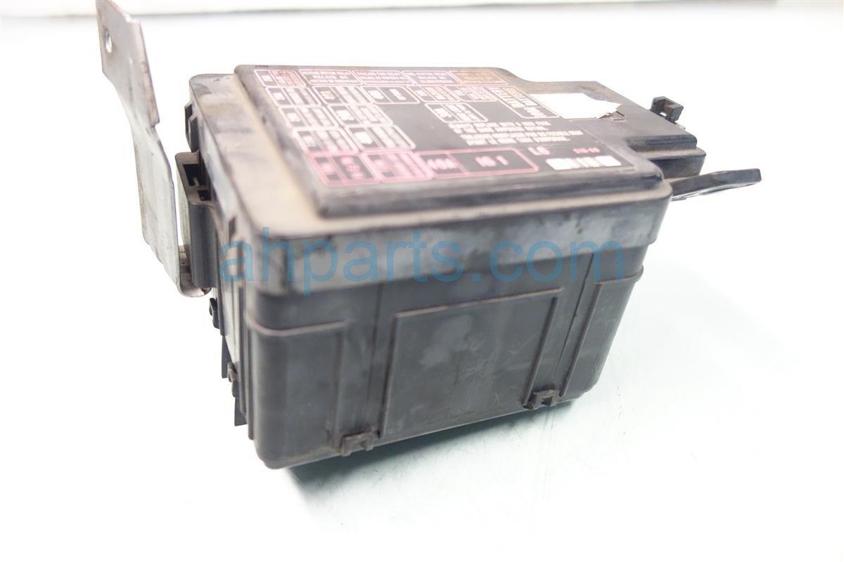 ... 2007 Lexus Es 350 Engine Fuse Box Replacement ...