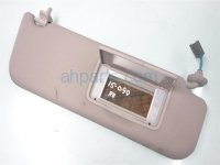 2011 Honda Odyssey Passenger SUN VISOR GRAY NEEDS CLEANING 83230 TK8 A01ZA 83230TK8A01ZA Replacement