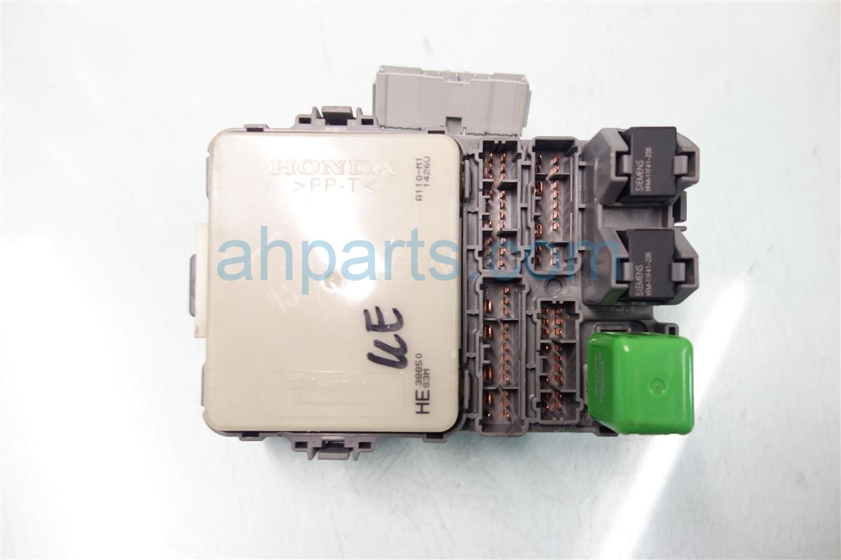 ... 2001 Acura CL Passenger Fuse Box 38850 S3M A11 Replacement ...