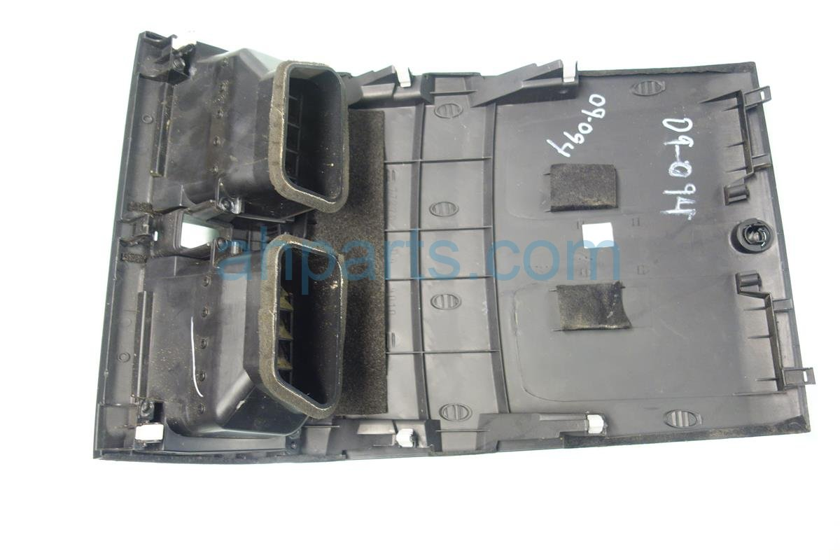 2006 Honda Accord Dashboard upper panel assy black 77270 SDA L81 77270SDAL81 Replacement