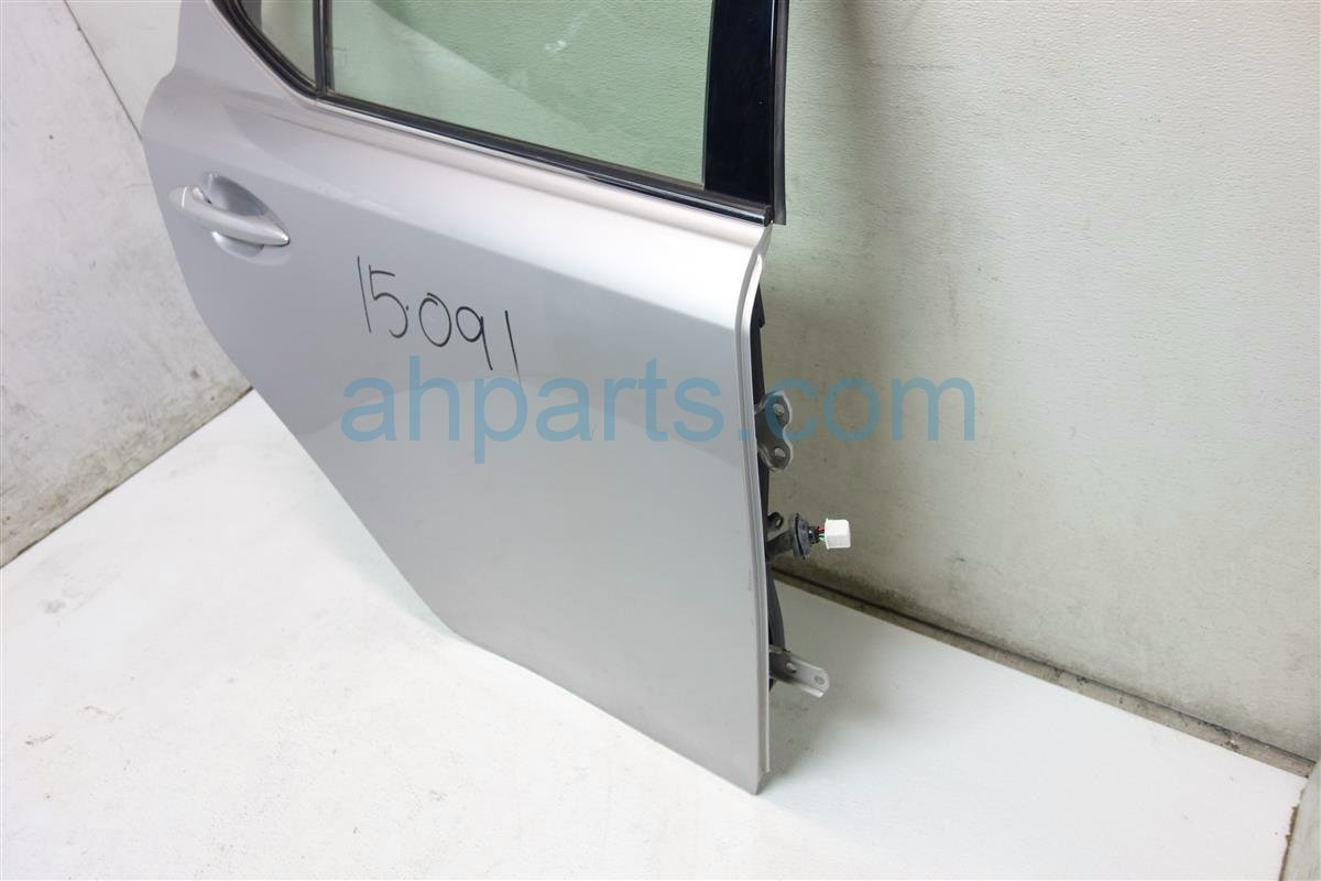 2009 Lexus Is 250 Rear passenger DOOR SILVER Replacement