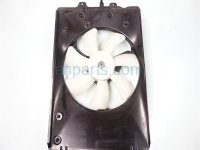 2009 Honda Pilot Cooling AC CONDENSER FAN ASSEMBLY 38611 RYE A01 38611RYEA01 Replacement