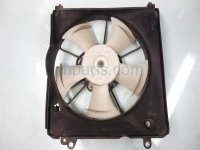 2010 Honda FIT Cooling RADIATOR FAN ASSEMBLY 19015 RB0 004 19015RB0004 Replacement