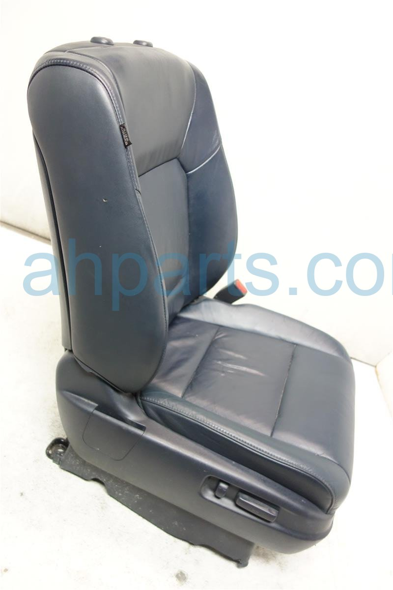 2009 Honda Pilot Front passenger SEAT BLUE NORMAL WEAR Replacement