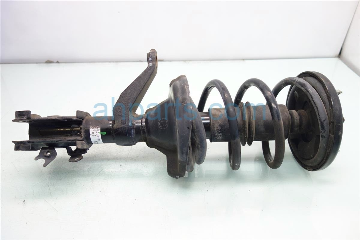 2006 Honda CR V Front passenger STRUT SHOCK SPRING Replacement