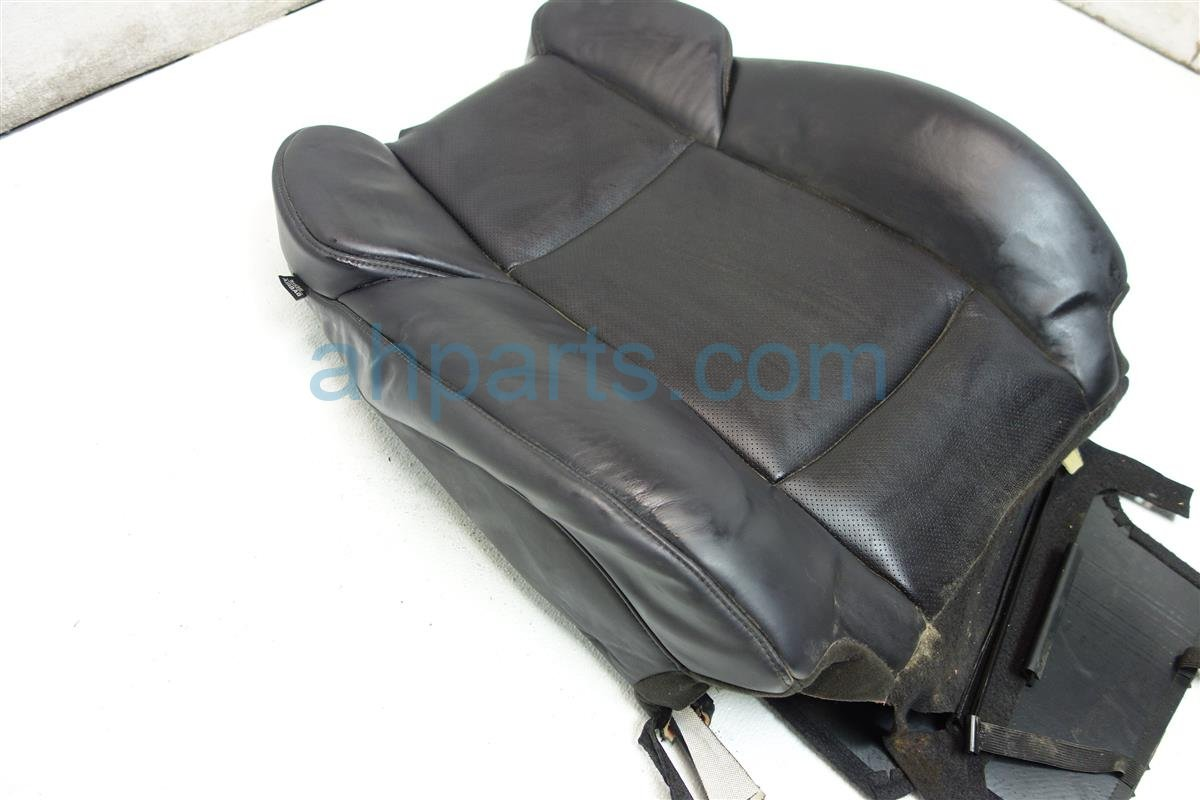 2015 Acura TLX Front passenger SEAT UPPER PORTION BLACK 81121 TZ3 A31ZD 81121TZ3A31ZD Replacement