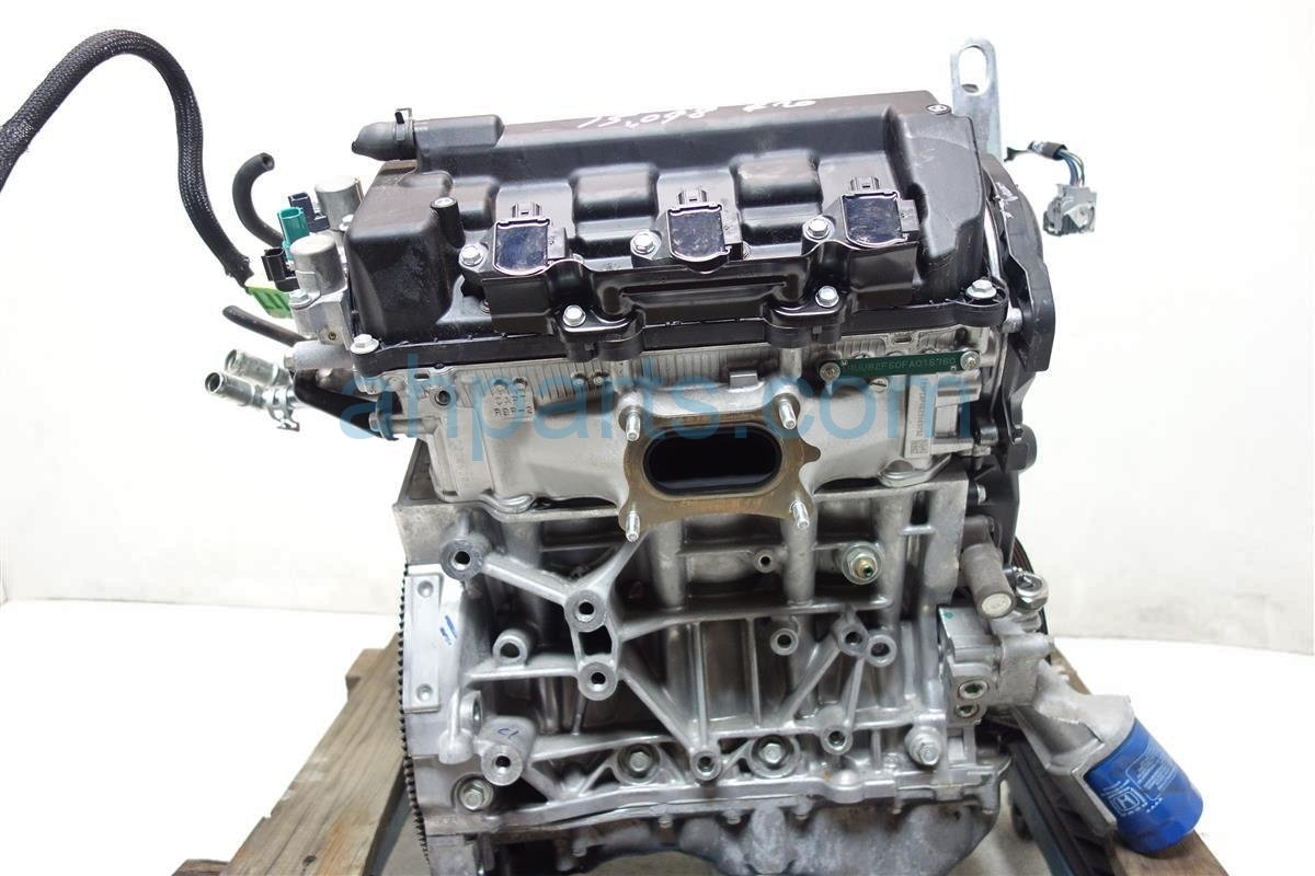 2015 Acura TLX MOTOR ENGINE 6 Month Warranty Replacement