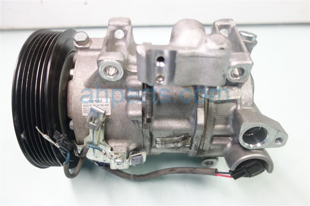 2015 Acura TLX clutch AC PUMP AIR COMPRESSOR 38810 5J2 A01 388105J2A01 Replacement