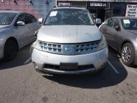 2007 Nissan Murano Replacement Parts
