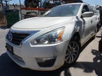 Nissan RR/LH DOOR - WHITE - SHELL ONLY