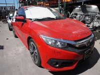 Honda RH SIDE SKIRT / MOLDING - RED