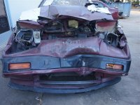 1984 Nissan 300zx Replacement Parts