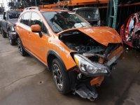 Subaru LH QUARTER WINDOW GLASS