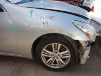 2011 Infiniti G37 Replacement Parts
