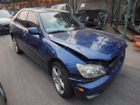 Lexus FR/LH DOOR - BLUE - SHELL